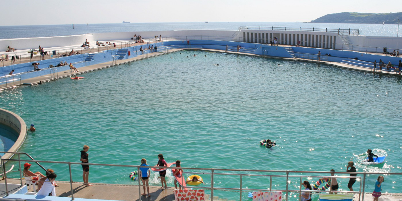 Jubilee Pool In The Running To Win A National Award And We Need Your Vote Cormac