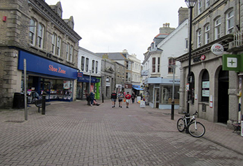 Bank Street Newquay Web
