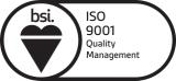 Copy Of BSI Assurance Mark ISO 9001 KEYB